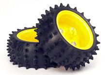 Tamiya 70194 Spike Tire Set (65mm Dia.)