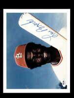Lou Brock PSA DNA Coa Hand Signed 8x10 Photo Cardinals Autograph