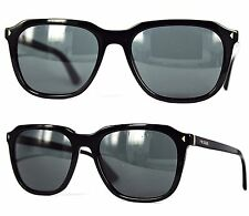 Prada SPR19S 1AB-0A7 Sonnenbrille verglast Stärke taHg1