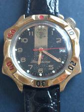 Vintage Watch Vostok Komandirskie Generalskie-super condition