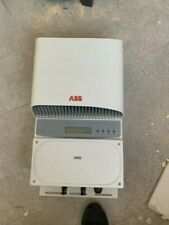 Utiliza ABB Pvi 3.6 Solar PV Inverter 3600 vatios doble MPPT
