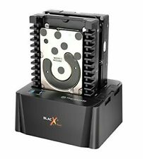 "Thermaltake BlacX Duet 2.5""/3.5"" SATA I/II/III USB 3.0 External Hard Drive"