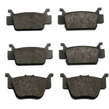 Front Brake Pads For Honda TRX680FA Fourtrax 680 Rincon 2006 2007 2008 2009-2017