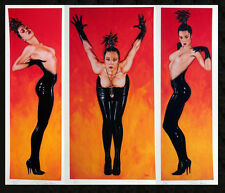 Olivia De Berardinis Lithograph Licroice Suite of 3 #136/250 SIgned Bane Edition