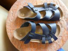 Birkenstock Blue Size 5 38 Normal Width Papillo