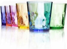 400ml Premium Glass-Set of 6-Unbreakable Cup