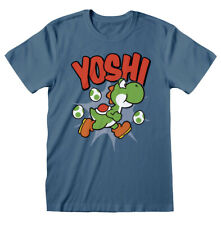 Official NINTENDO Super Mario YOSHI Unisex T-Shirt Tee NEW & IN STOCK NOW S-XXL