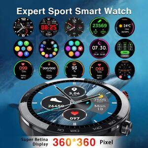 Smart Watch 360 IPS screen activity Tracker expert sport watch.men & women