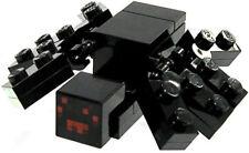 Lego Minecraft Spider Minifig Minifigure Cave Mine Set 21113 Black NEW