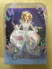 Disney Cinderella Movie Doll Fairy Godmother BNIB