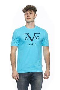 VERSACE STAMPATO LOGO 19V69 ITALIA  MENS TEE SHIRT VARIOUS UK SIZES & COLOURS