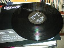 Samantha Mumba Gotta Tell You 12' VINYL Sleaze Sisters, DJ Skribble Anthony Acid