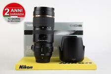 Tamron 70-200mm f2.8 VC USD Nikon  + 2 ANNI DI GARANZIA  - 2 YEARS WARRANTY