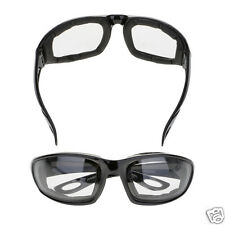 Transparent / Gray Protective Eye Goggles Safety Glasses For Kids Playing Game