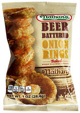 Nathan's Beer Battered Onion Rings (28.4g)