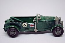 Matchbox of Yesteryear No: Y-5 2nd Issue 1929 4.5 Litre BENTLEY Racing Car