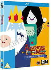 Adventure Time - Complete Seasons 1-5 Collection [New Blu-ray]
