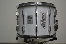 "Lefima Tenor Drum 10x14"" White mit Koffer"