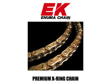 NEW EK 3D 520GP PREMIUM GOLD X-RING CHAIN 120 LINKS 520X120 250CC-1000CC