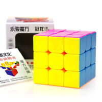 YJ GUANLONG Speed 3x3x3  Cubes Stickerless Cube Smooth Smooth Twist