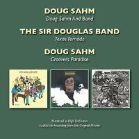 Doug Sahm - Doug Sahm & Band / Texas Tornado / Groovers [New CD] UK - Import