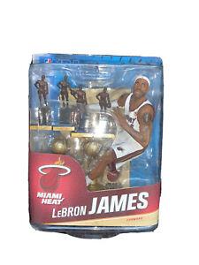 McFarlane Toys NBA Miami Heat - LEBRON JAMES Series 24 *NEW and UNOPENED*