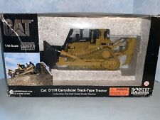 Norscot Cat D11R Carrydozer Track-Type Tractor #55070 1:50 Scale Die-Cast Model