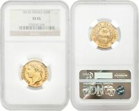 France 1813-A 20 Francs Gold NGC XF45