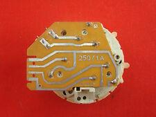 Druckschalter für AEG + Privileg Waschmaschine 645193230 39.0057 #KP-1394