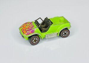 Hot Wheels Redline Green Sand Drifter