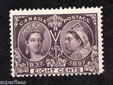 Canada 1897 #56 ** MNH F - 8 Cent Diamond Jubilee #56