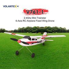 VOLANTEX V761-1 2.4Ghz 3CH Mini Trainstar 6-Axis RC Airplane Fixed Wing Drone ZW