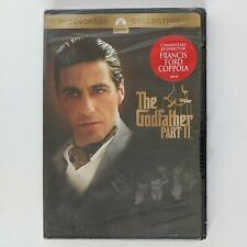 The Godfather Part Ii (Dvd, 2005) New & Factory Sealed