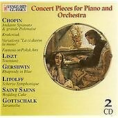 Various : Concerto Pieces for Piano & Or CD
