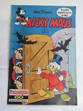 Micky Maus 1967 Nr: 25 MMk Zeitung Walt Disney Ehapa KR-P