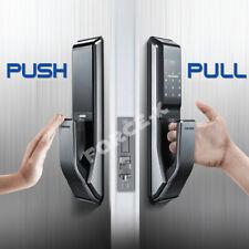 SAMSUNG EZON Push-Pull SHS-P710 Digital Door Lock Keyless Security Entry Pin+RF