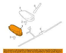 BMW OEM 14-17 i3-Antenna Base 65202622702