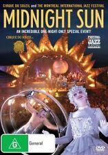 Cirque Du Soleil Presents Midnight Sun (DVD, 2005) - VGC