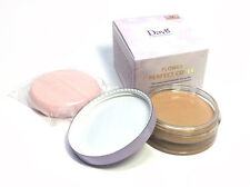 (Beige) Perfect Cover Herb Flower Extracts Freckle Mole Scar Concealer + Puff CA