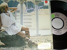 "7"" - ANITA MEYER/Idaho & IF Living IS without you-VG + + # 4015"
