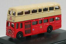 1/150 N scale HONG KONG Bus - China Motor Bus Queen Mary Orange