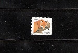 2002 US #3036a $1.00 Red Fox Mint Single Stamp