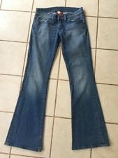 Lucky Brand Women's SEXY Light Wash Low Rise Boot Cut Flared Leg ZOE Jeans Sz 26