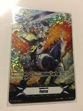 Cardfight Vanguard: King of Knights, Alfred Force Marker V-GM/0053EN Chara Expo