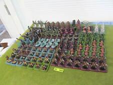 Lot of 133 Dreamblade Prepainted Miniatures Game Dungeons & Dragons Green