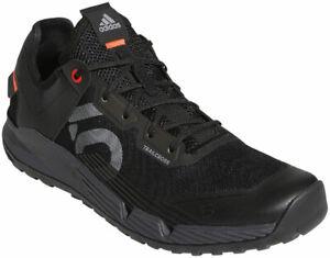 Five Ten Trailcross LT Flat Shoes   Core Black / Grey Two / Solar Red   7.5