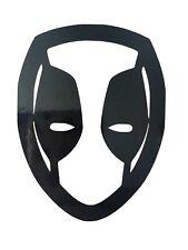 DEADPOOL Mask Vinyl Decal Sticker - Choose Your Colour