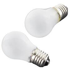 2 x Samsung RSH1NBBP RSH1NHMH RSJ1FERS Fridge Freezer Lamp Bulb Light 40W E27
