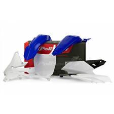 Polisport Yamaha MX Kunststoff Kit-YZF250 14-18 YZF450 14-17 (OEM 14-17 blau/Sinne