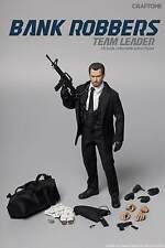 1/6 Scale HOT CRAFTING Box Set - Bank Robbers Team Leader (No.005B) TOYS